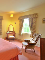 Double bedroom at Fords Farm b and b Wallingford